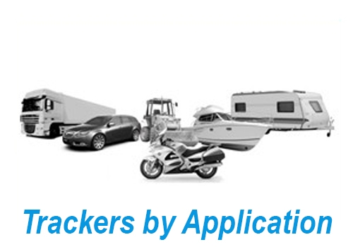 Trackers by Application