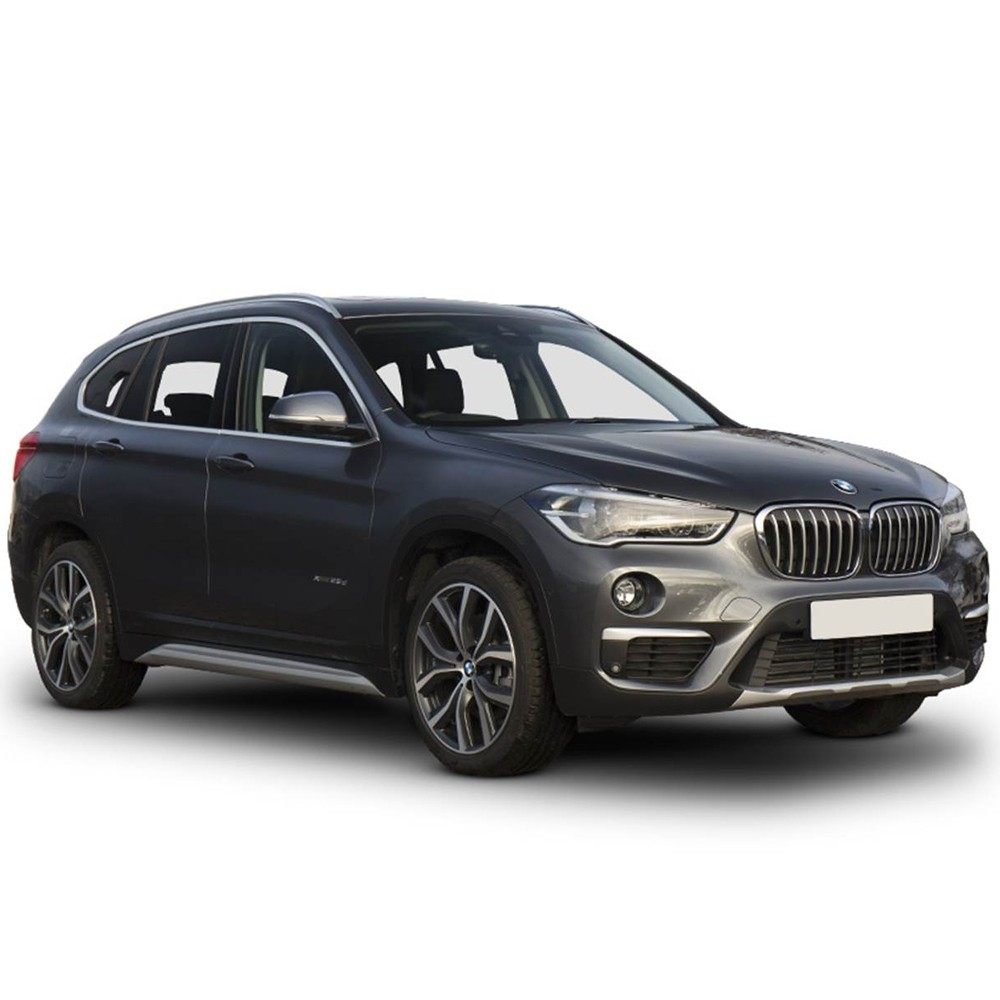 VTT | BMW X1 PRECISION SPEED LIMITER