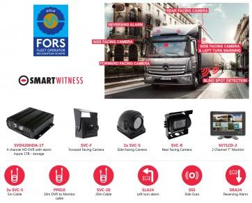 SmartWitness FORS Gold - RIGI