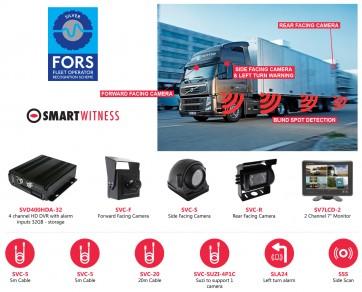 SmartWitness FORS Silver - RIGID