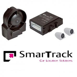 Cobra A4615 Alarm & SmarTrack Protector Pro Global