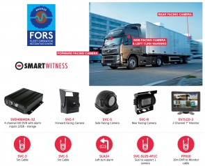 SmartWitness FORS Bronze - ARTIC
