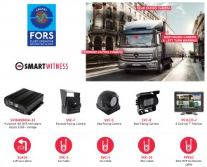 SmartWitness FORS Bronze - RIGID