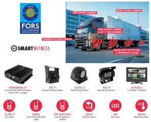 SmartWitness FORS Gold - ARTIC