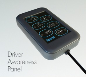 Squarell Driver Awareness Panel