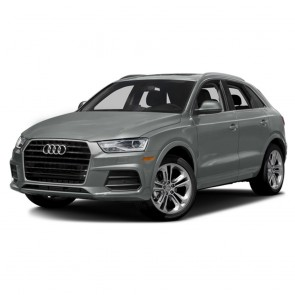 VTT | AUDI Q3 PRECISION SPEED LIMITER